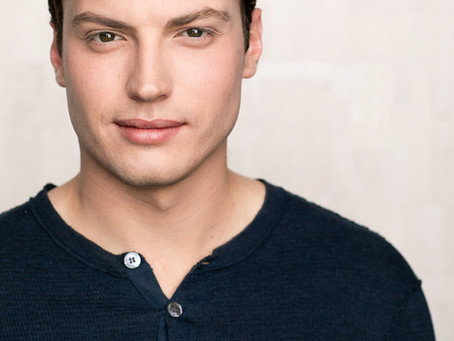 Jack Menzies SIGNED with Discover Management and had a MEETING with TGTalent Management!