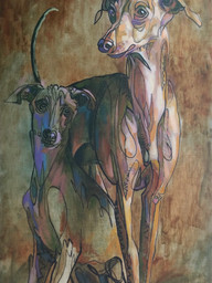 Two Hounds