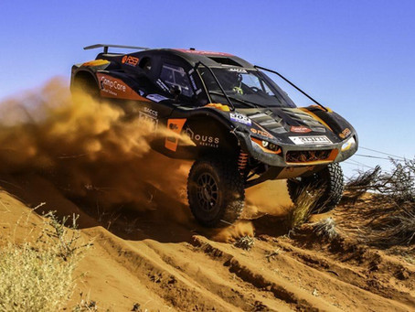 R53 Suspension and Century Racing partners for Dakar and X-Country