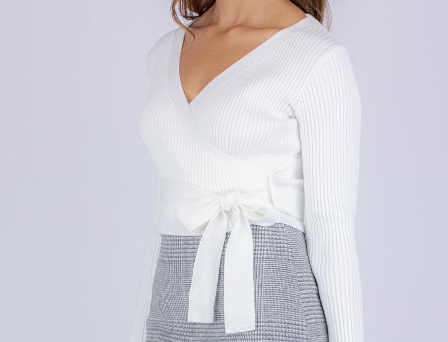 Anastasia Top in White