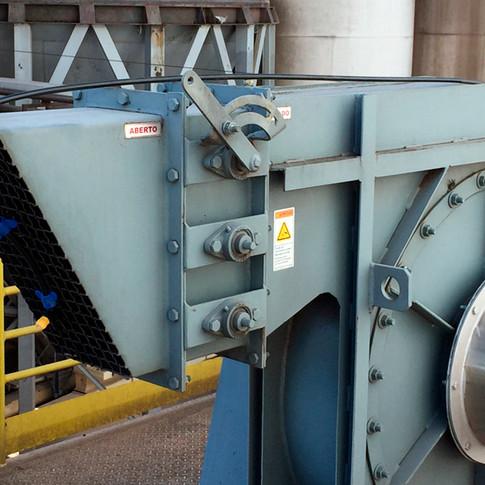 Controle de Odores e gases para exaustão industrial