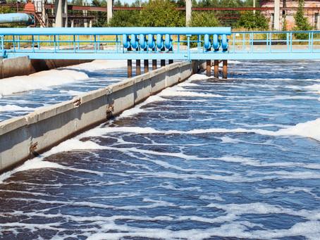 Como combater o odor de águas residuais industriais?