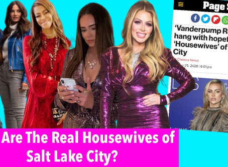 Breaking News: The Real Housewives of Salt Lake City Cast
