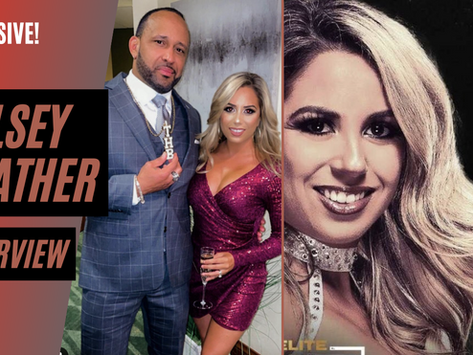 Kelsey Heather Reveals How She Landed On WWE & AEW In The Same Night