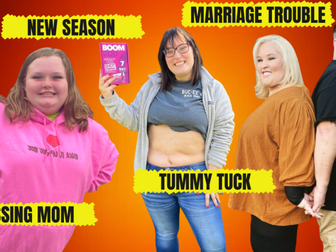 Mama June: Road to Redemption Premiere Update