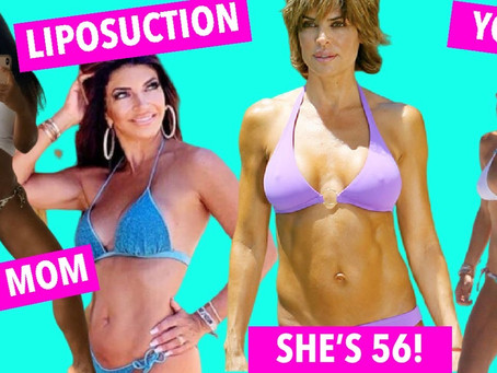 The Real Housewives' 2020 Bikini Bodies & How They Got Them: Luann, Kyle, Lisa & More!