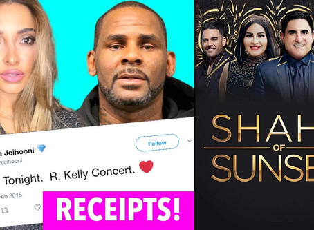 R. Kelly's Ex Joins Shahs of Sunset Cast: Will He Silence Her?