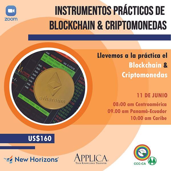 01.9.1.1 SEMINARIO BLOCKCHAIN & CRIPTOMO