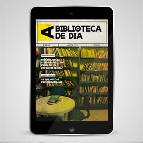 A Biblioteca de Dia: revista digital aprimorando a leitura e a escrita nas comunidades de Fortaleza