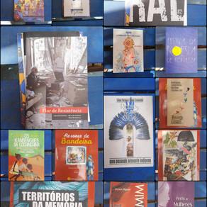 Livro Livre Curió e Aliás Editora: Parceria sorteia 14 livros para apoiadores
