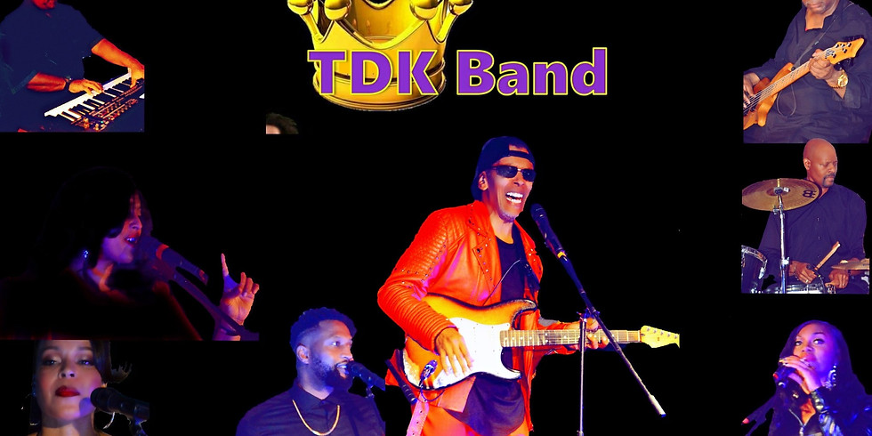 TDK Band at Club Groove NYC