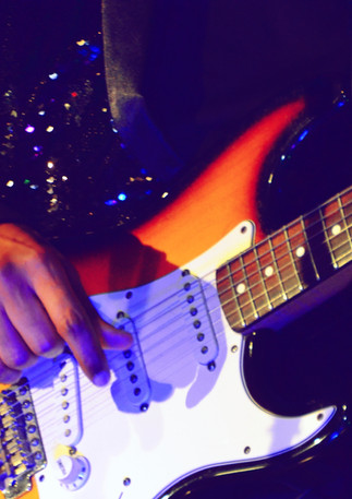 TDK and His Guitar
