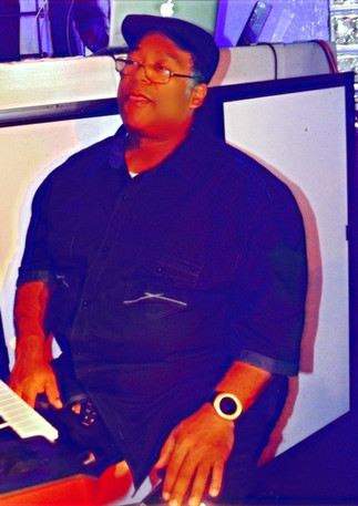 T.J. TDK Band's Keys/Synth/Music Director