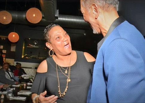 Yvette and Tony