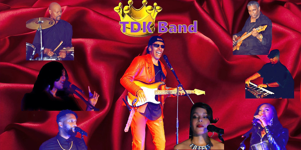 """TDK Band Back at Vibe """"It's Love"""" Valentine's Weekend"""
