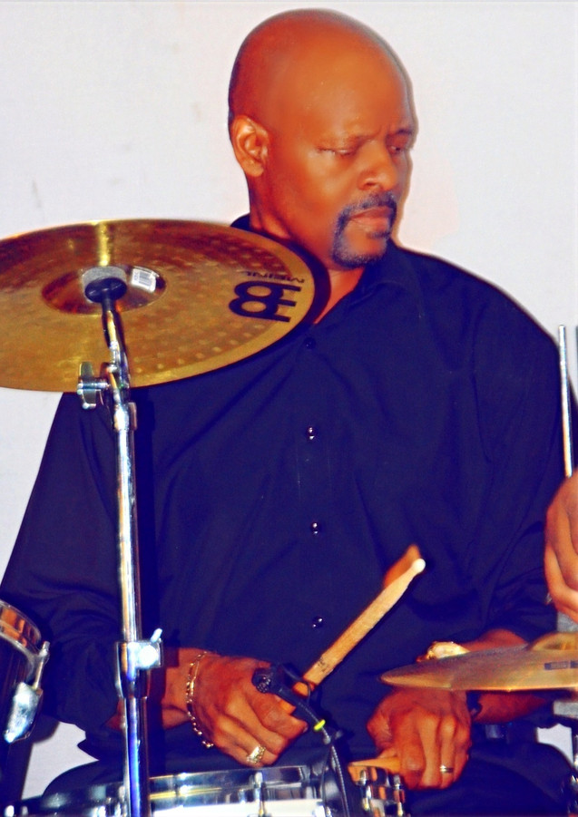 Dwight TDK Band Drummer