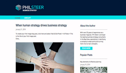 Business Strategy Blog