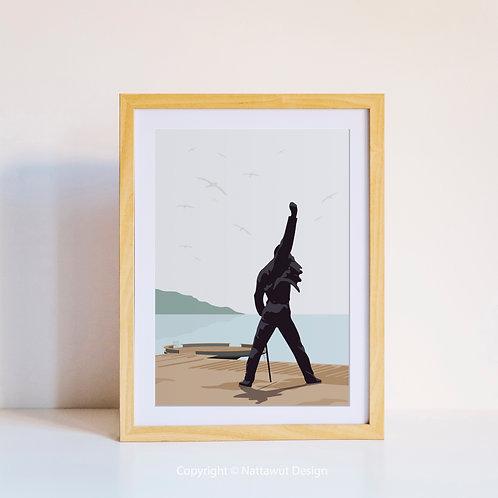 Freddie poster - 02