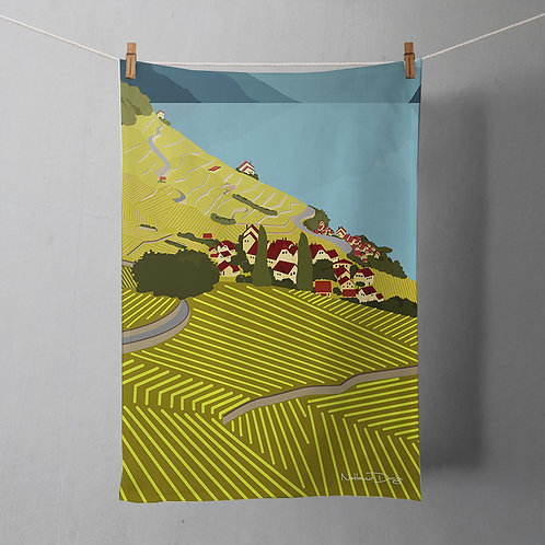 Tea towels - Lavaux