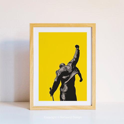 Freddie poster - 04