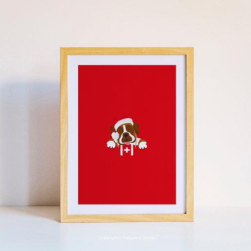 Symbolic Switzerland poster - 07