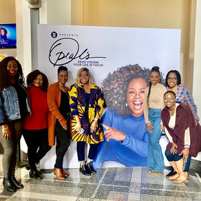My Experience at Oprah's 2020 Vision Tour