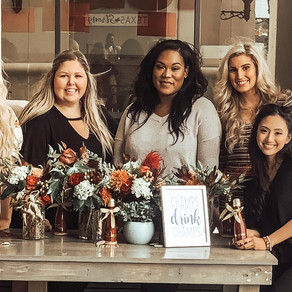 Fall Blogger Brunch Recap