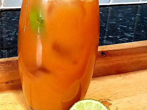 Passion fruits Caribbean Twist  juice