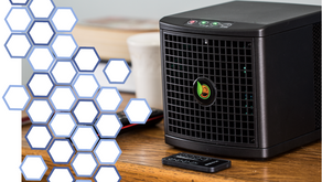 The Filterless Air Purifier is Here