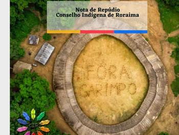 Conselho Indígena de Roraima publica nota de repúdio contra desvio de vacinas