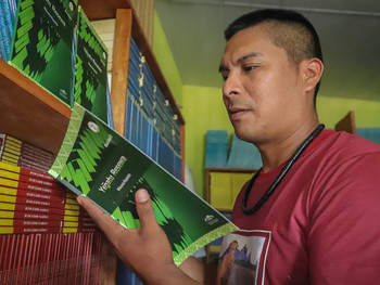 Indígenas querem fundar a primeira Academia da Língua Nheengatu
