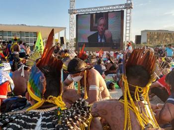STF adia Julgamento sobre demarcações de terras indígenas