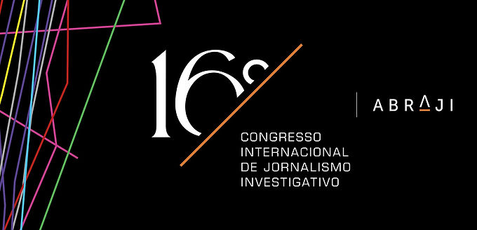 16º Congresso Internacional de Jornalismo Investigativo ocorre de 23 a 27 de agosto