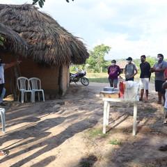 CIR fortalece monitoramento comunitário na Terra Indígena Boqueirão