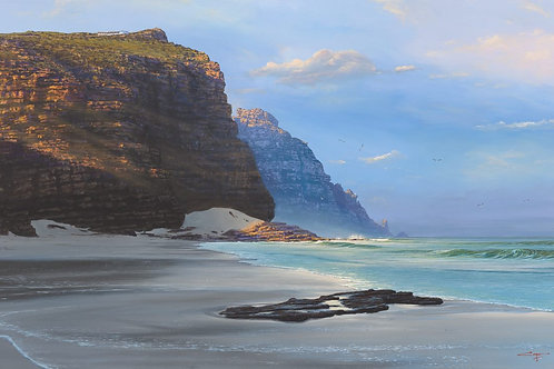Andrew Cooper - Diaz Beach