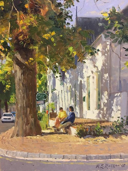 Roelof Rossouw - Dorp Street, Stellenbosch