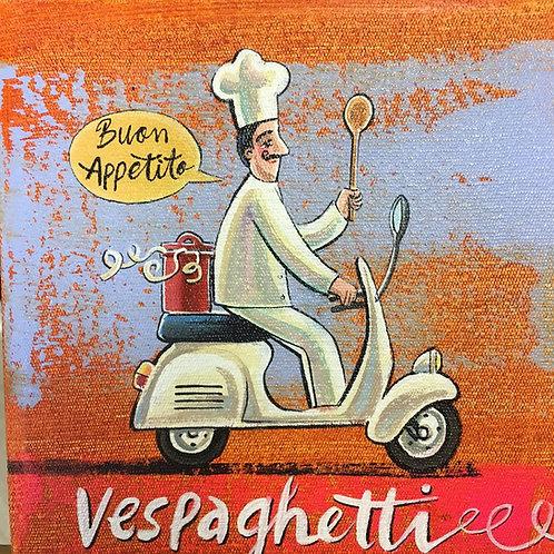 Frans Groenewald - Vespaghetti