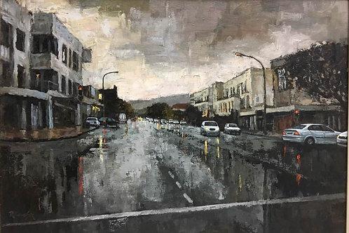 Ryan Loubser - Stellenbosch Street Scene