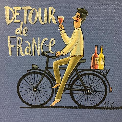 Frans Groenewald - Detour de France