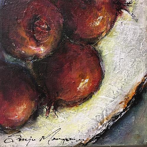Sonja Margerison - Pomegranates 2