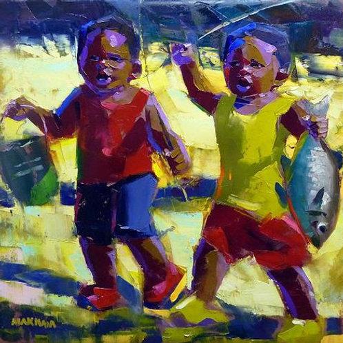 Makiwa Mutomba - Been Fishing
