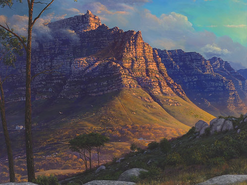 Andrew Cooper - Table Mountain