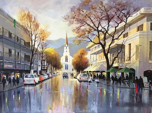 Nasser Zadeh - Stellenbosch Church Street