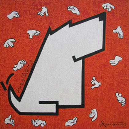 Ann Gadd - Dog