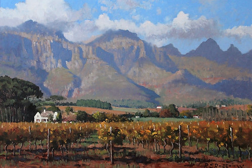 The Helderberg Mountains