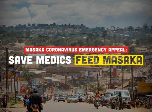 Supporting Masaka through COVID-19: Hospital and Food Programme