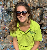 Gee (Georgina) Elliott, the UK Trustee Chair and Founder of Eco Brixs