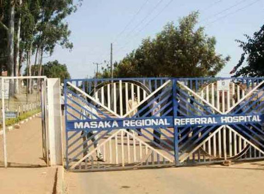 How we're supporting Masaka Referral Hospital through COVID-19