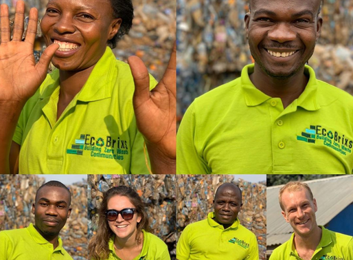 A Plastic-free Make-over! New Uniforms and Branding for 2020