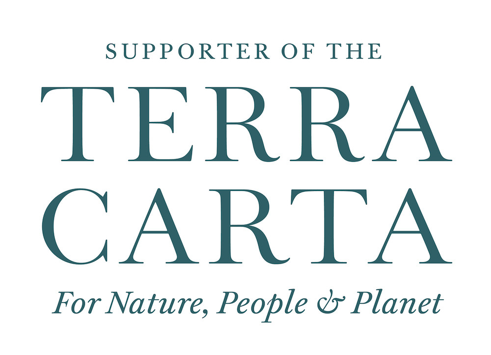 Eco Brixs is an official supporter of Prince Charles's Terra Carta